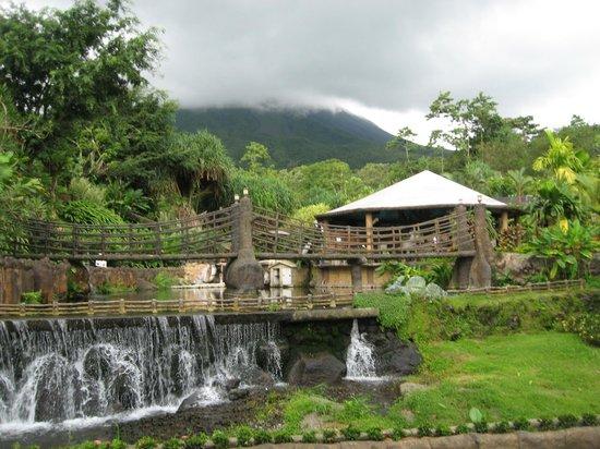 Los Lagos Hotel Spa & Resort : gorgeous views of volcano