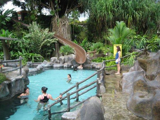 Los Lagos Hotel Spa & Resort: Fast slide