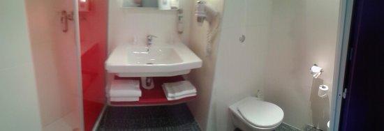 Ibis Styles Toulouse Cité Espace Hotel : Baño
