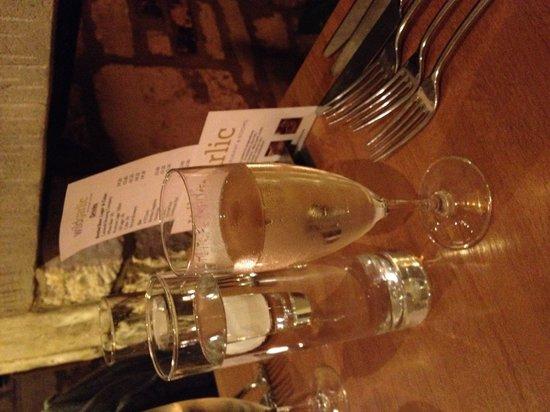 Wild Garlic Restaurant & Rooms: Mmmmm
