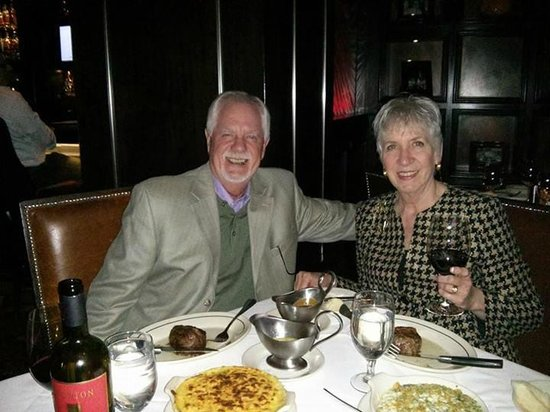 Vic & Anthony's Steakhouse - Las Vegas: Happy 71st Birthday at Vic & Anthony's