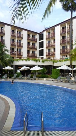 ibis Phuket Patong: Pool