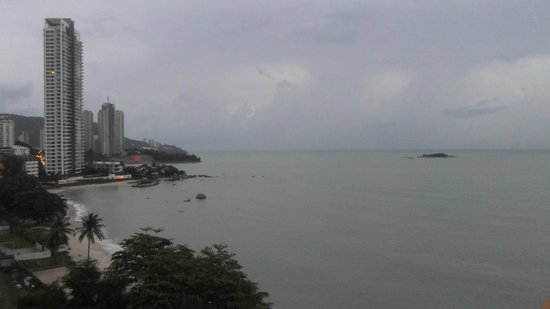 Naza Hotel: View