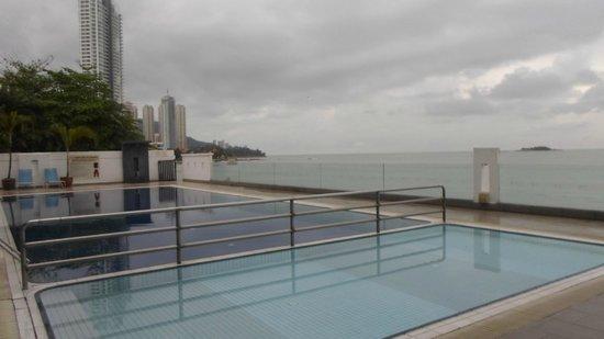 Naza Hotel: Pool