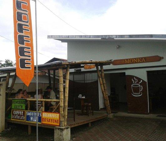 Cafeteria Monka: Monka