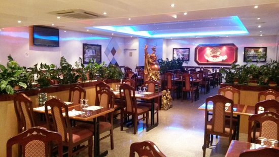 Restaurant Chinois Thionville Dragon D Or