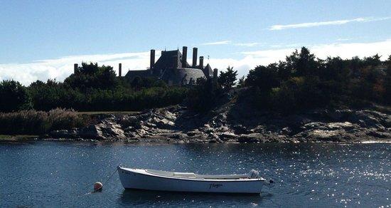 Ньюпорт, Род Айленд: Oceanside drive