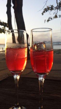 Anexo Praia Buzios: Drink do Pôr do Sol
