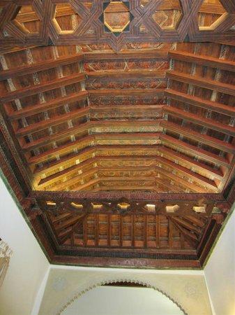 HOTEL CASA MORISCA: Techo del siglo XV Habitación Deluxe (Nº 8)