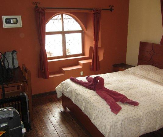 Pisko & Soul: Habitación matrimonial / Double room