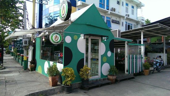 Barista House