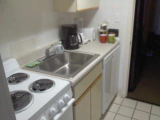 Ocean Dunes Resort & Villas: Full kitchen