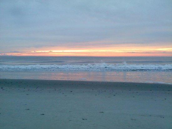 Ocean Dunes Resort & Villas : Beach