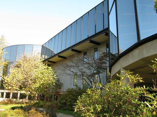 Brandywine River Museum of Art: Backside of the Museum
