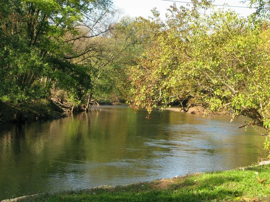 Brandywine River Museum of Art: View from the Museum of the Brandywine River