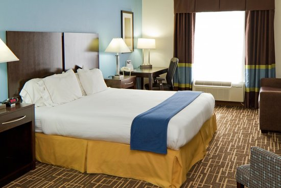 Holiday Inn Express Greenville Downtown: King