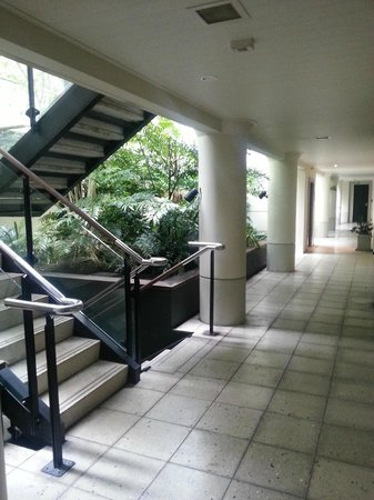 Latitude 37 Accommodation Ltd: Atrium