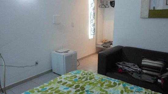 MARINA Vip Club Resort & spa: quarto