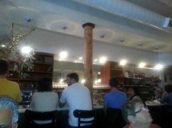 The Bar at Bar Tartine