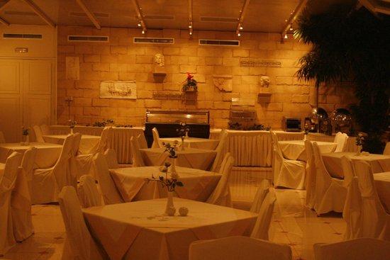 Athens Atrium Hotel & Suites : Sala de jantar