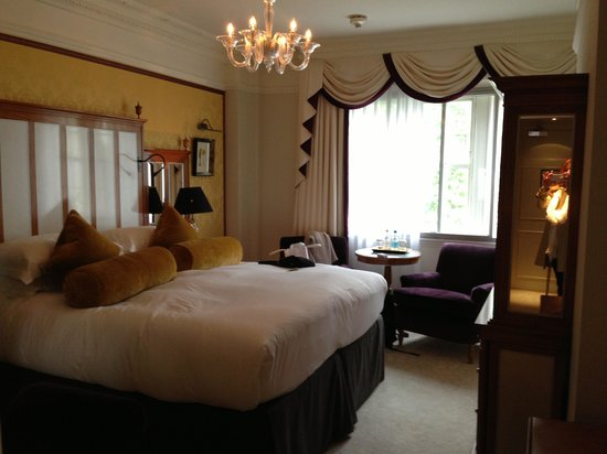 The Goring: The room we enjoyed