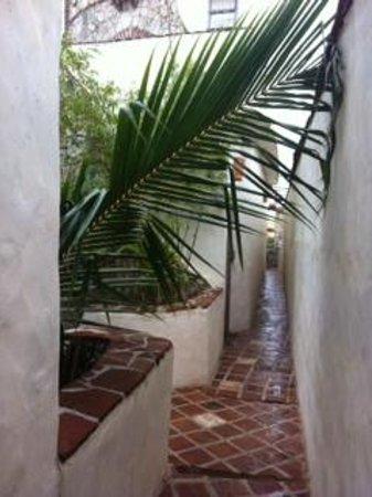 Guesthouse Las Piedras: Corridor-passage