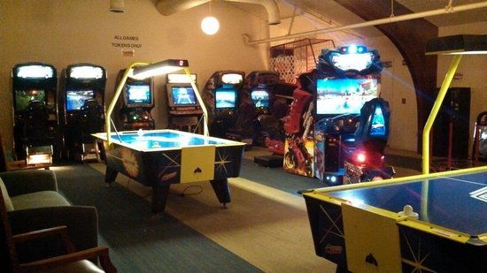 game room picture of red jacket mountain view resort water park rh tripadvisor com