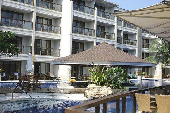 Henann Lagoon Resort : room