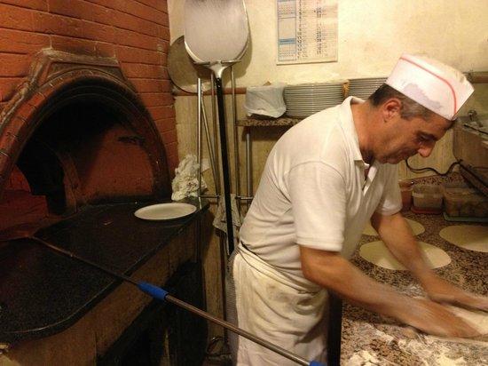 Trattoria del Pollarolo: our chef