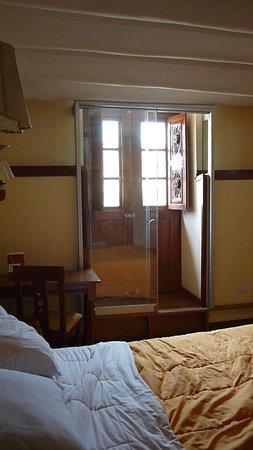 Siete Ventanas Hotel: Habitación