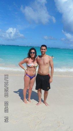 Iberostar Dominicana Hotel : Hermoso dia en la playa