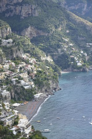 Sorrento House Travel : A spectacular view from above
