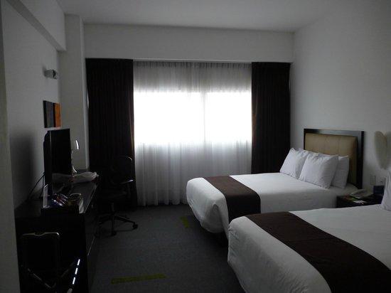 Wyndham Costa Del Sol Lima Airport: Habitación