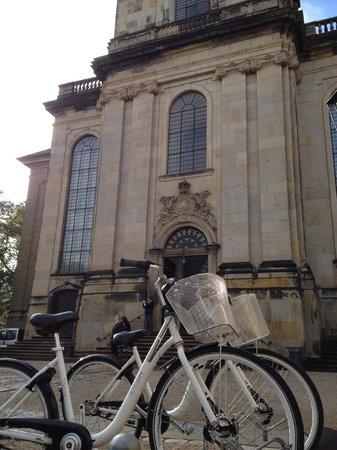 BEST WESTERN Hotel City : Biking around the city