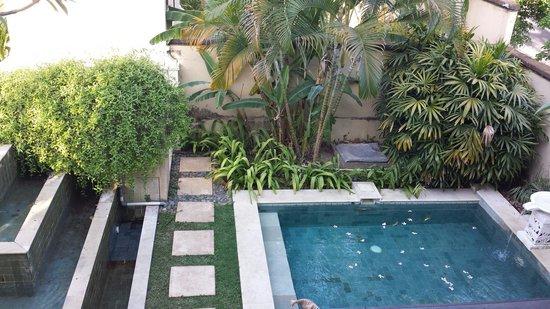 Pat-Mase, Villas at Jimbaran : View from balcony.