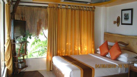 Boracay West Cove: our room 106