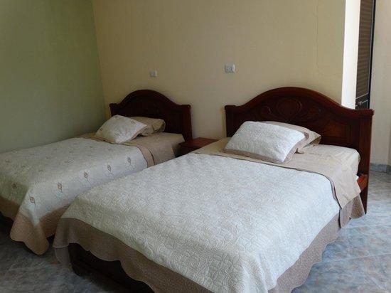 Gualaquiza, Ekwador: Habitaciones limpias y agradables.