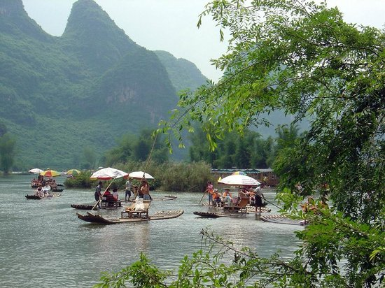 Selective Tours : Yangshuo, China