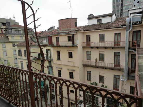 Hotel Dock Milano: Vista despejada aceptable