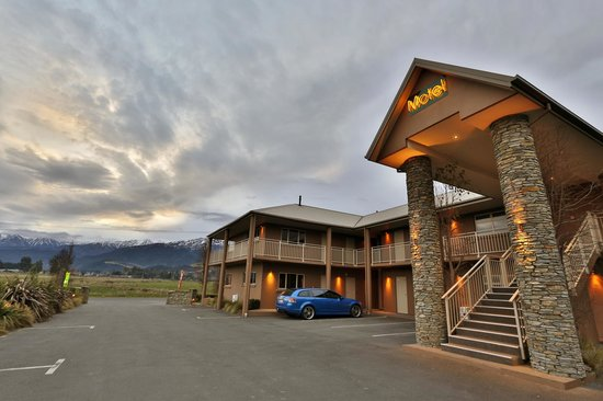 Hanmer Springs Retreat: Hotel exterior