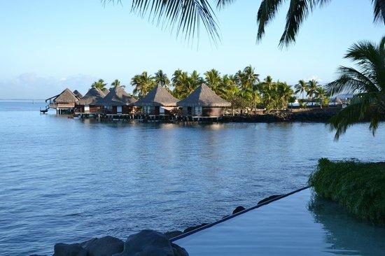 InterContinental Tahiti Resort & Spa : Villas sur pilotis