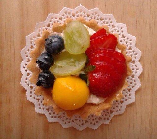 Lady Cakes: Esta tarta de frutas también está de lujo!