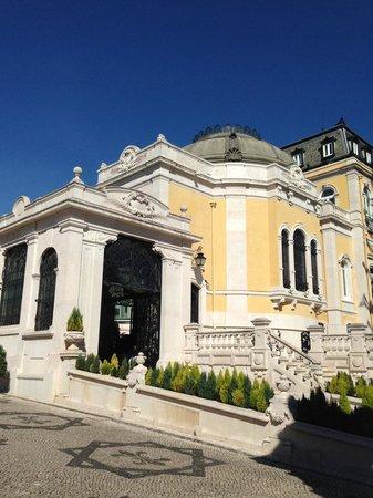 Pestana Palace Lisboa Hotel & National Monument: Pestana Palace, Lisbon