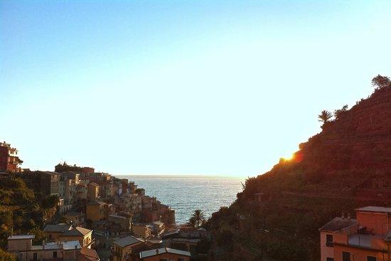 Locanda Ca da Iride: Breathtaking view from our private terrace
