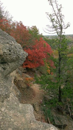 Chickasaw National Recreation Area: Bromide Hill