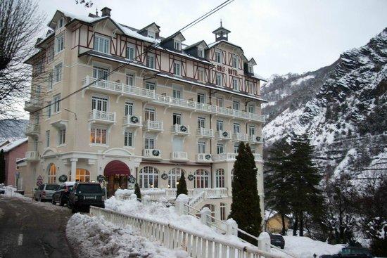 Golf Hôtel : Отель.