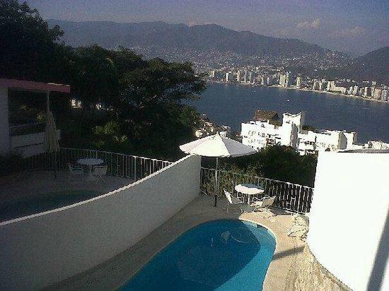 Las Brisas Acapulco : The view!!