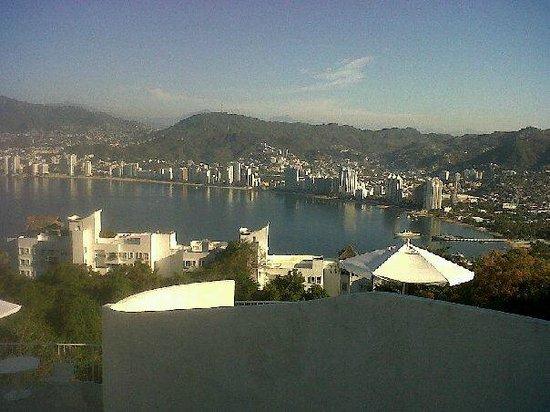 Las Brisas Acapulco : Amazing view!