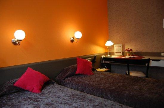 Hotel du Midi: Ch PRIVILEGE TWIN BED