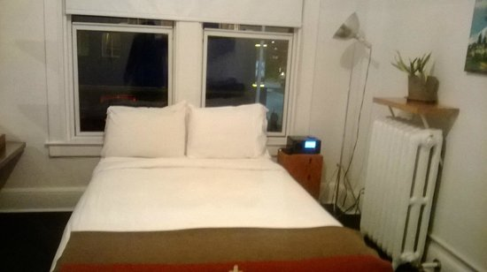 Ace Hotel: fabulous bed